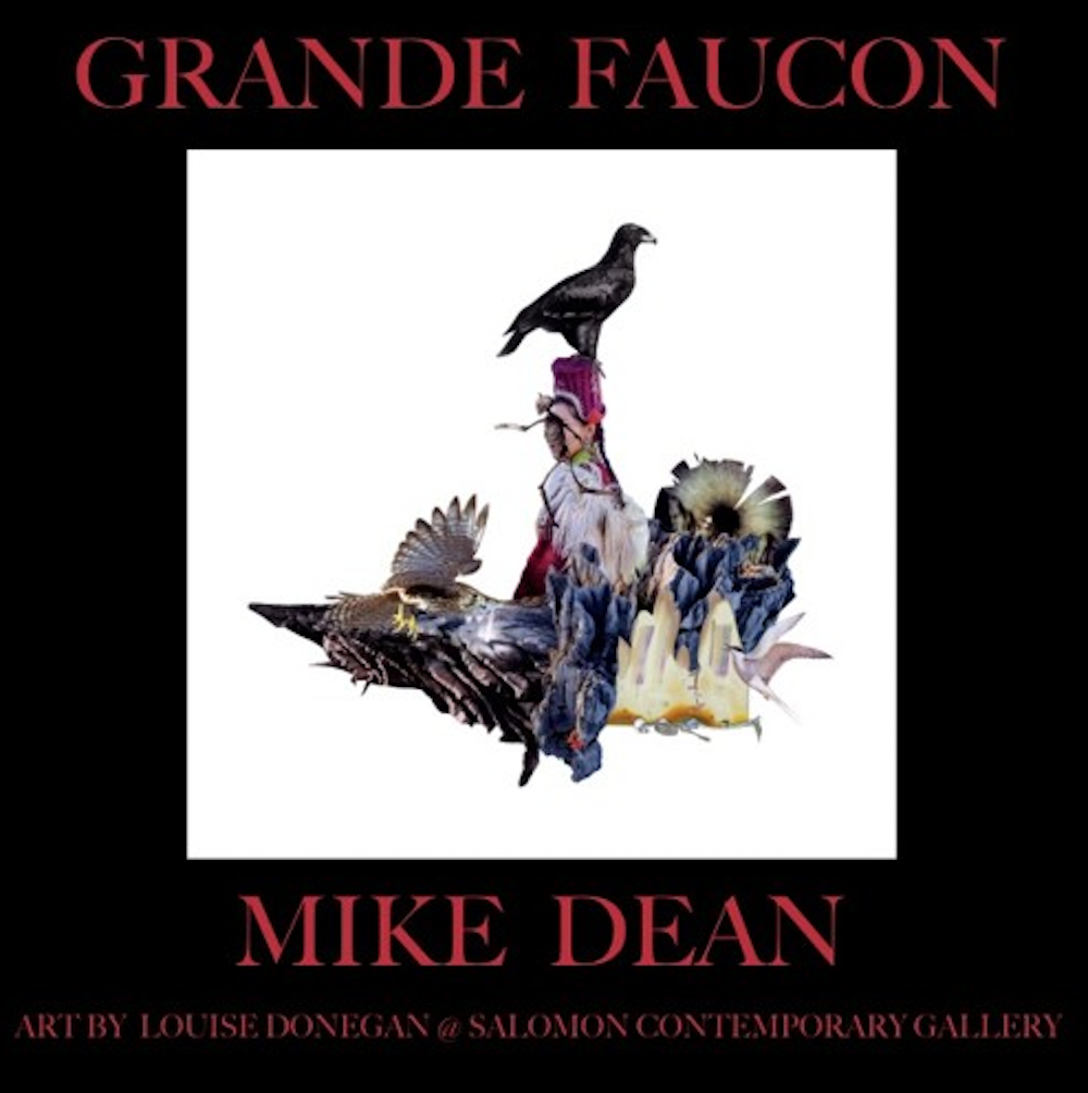 mike dean grande faucon Mike Dean shares blitzing new song Grande Faucon    listen