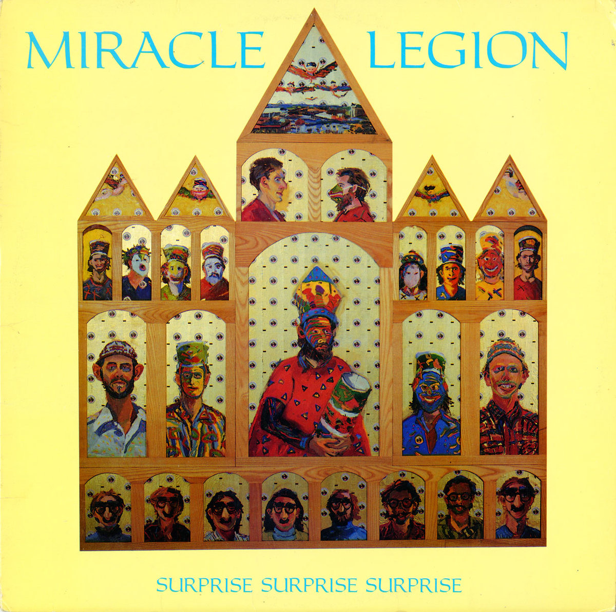miracle legion surprise Top 50 Albums of 1987