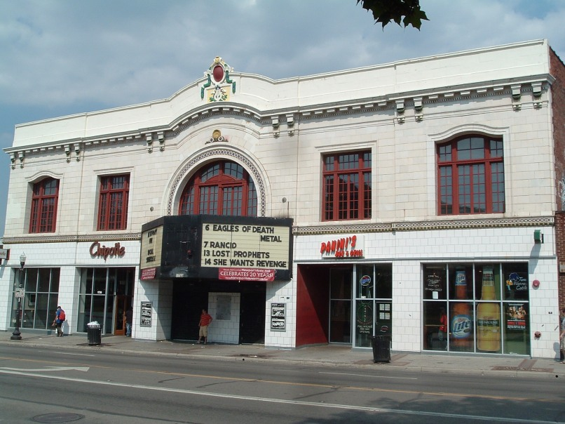 Newport Music Hall Columbus, Ohio