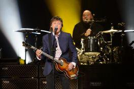 Paul McCartney // Photo by Jim Bennett
