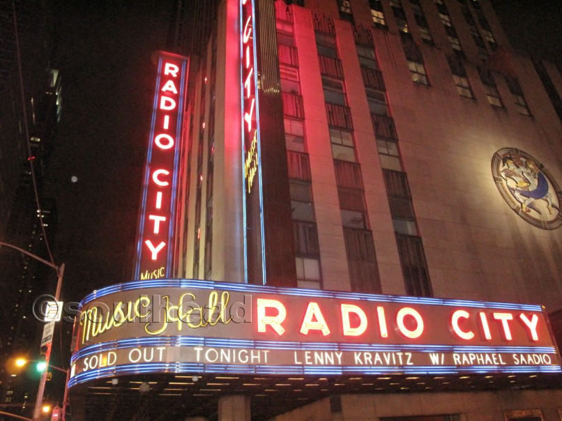 Radio City Music Hall New York, New York