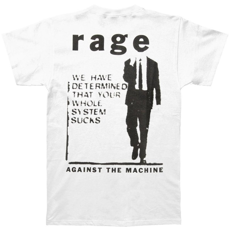 rage t shirt Rage Against the Machines Evil Empire Turns 20