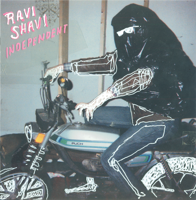 Ravi Shavi - Independent Cover Art