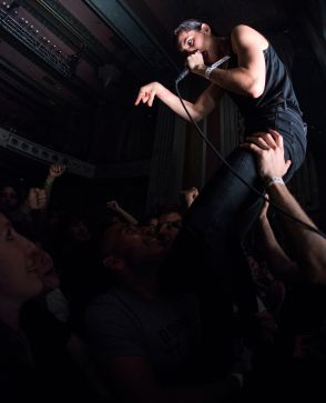Savages // Photo by David Brendan Hall