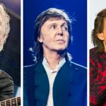Waters McCartney Jagger