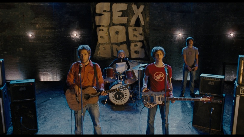 sex bob omb 10 Fake Movie Bands We Want to Tour