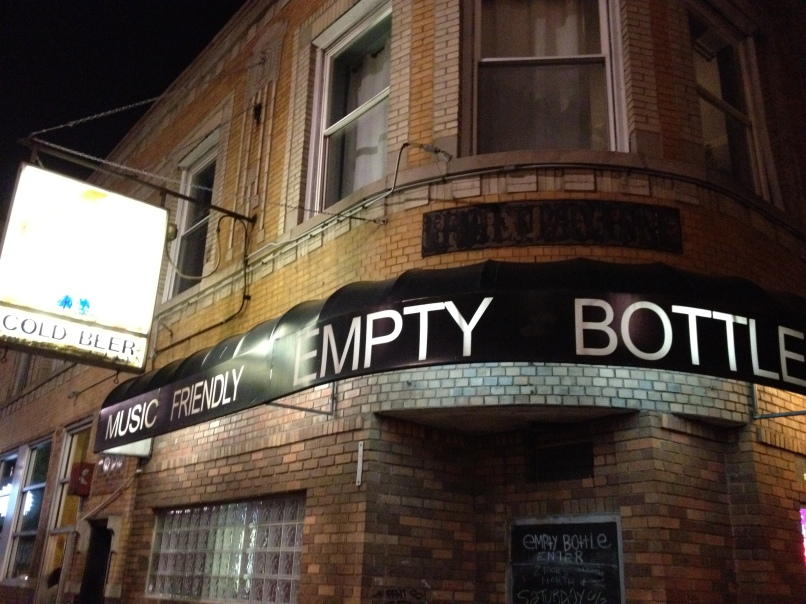 The Empty Bottle Chicago, Illinois