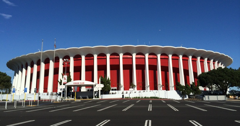 The Forum Inglewood, California