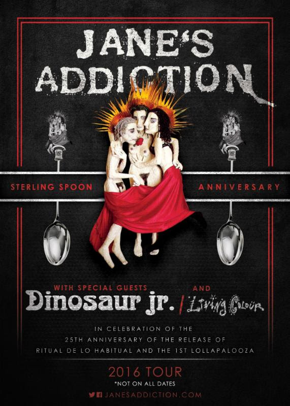unnamed3 Janes Addiction announce Ritual de lo Habitual 25th anniversary tour