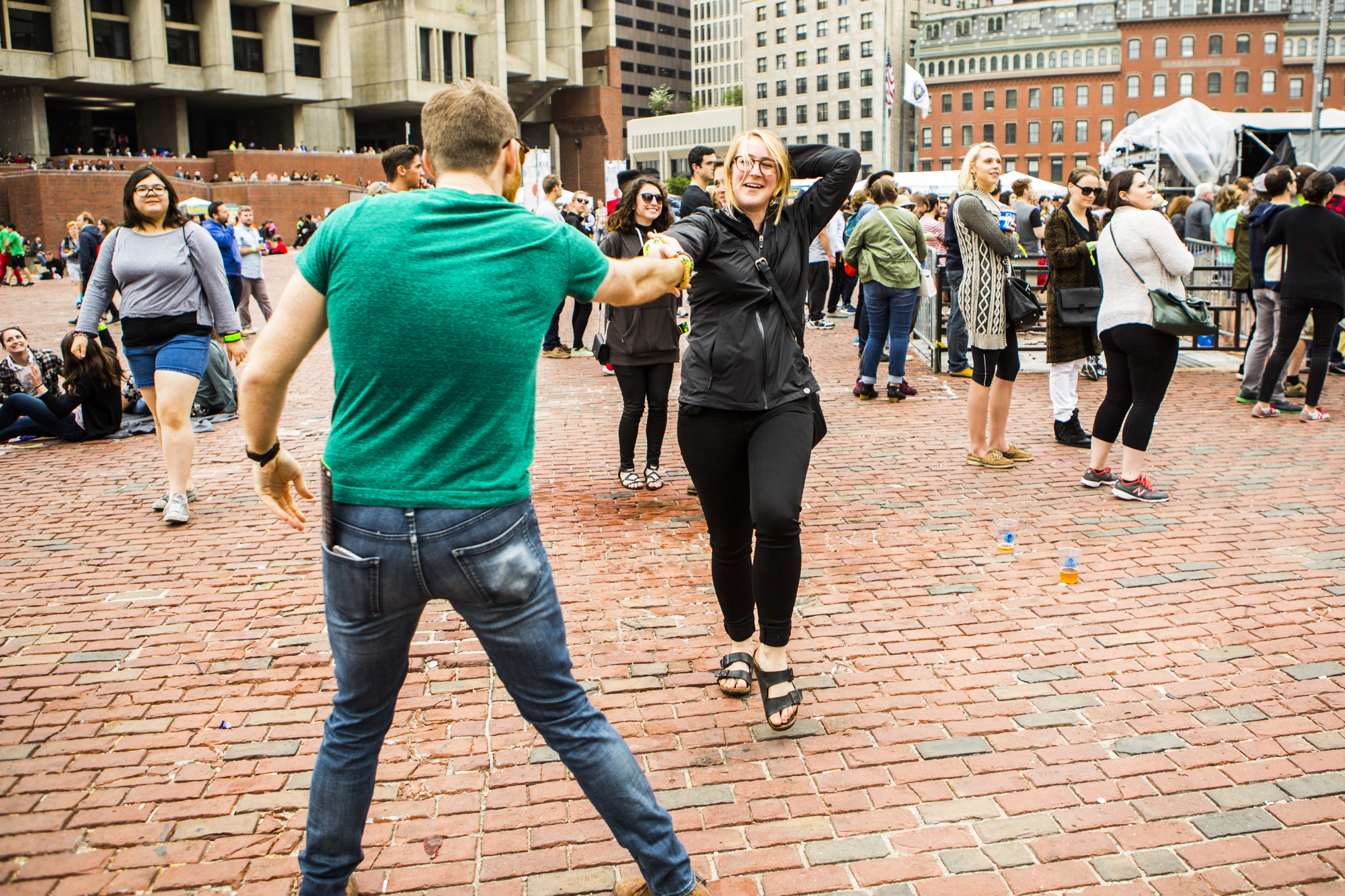 Boston Calling 2016 // Photo by Philip Cosores