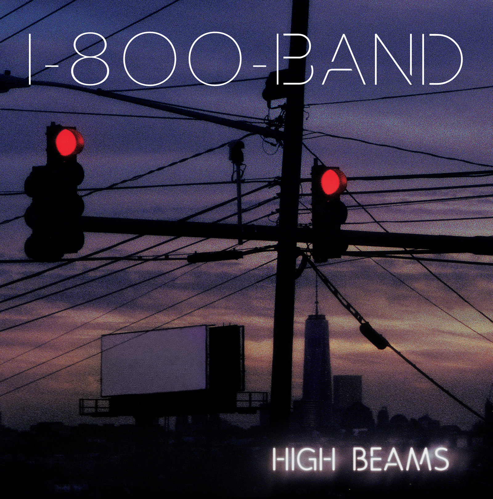 1800 Band Cover Art