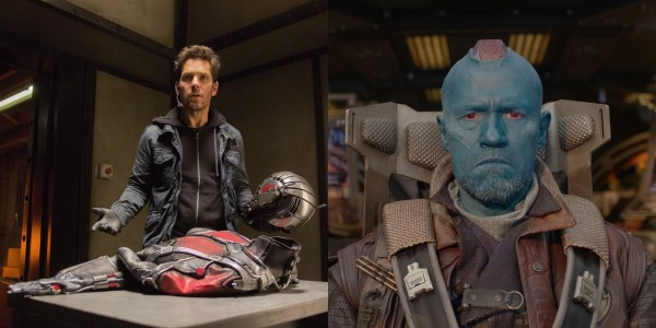 ant man yonde Ranking: Every Marvel Cinematic Universe Hero and Villain