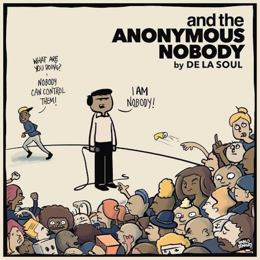 de la soul anonymous nobody De La Soul and Snoop Dogg join forces on new song Pain    listen