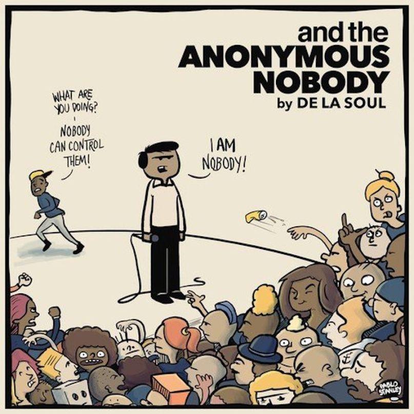 De La Soul - and the Anonymous Nobody | Album Reviews