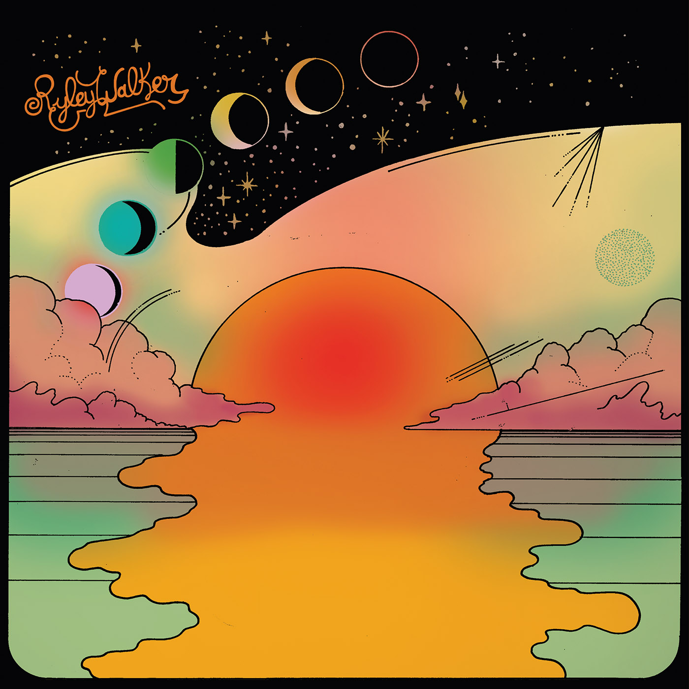 Ryley Walker - Golden Sings