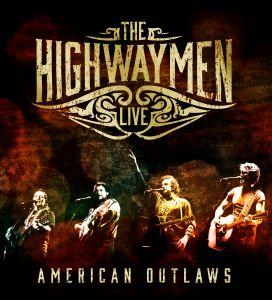 Highwaymen Live AmericanOutlaws Cover