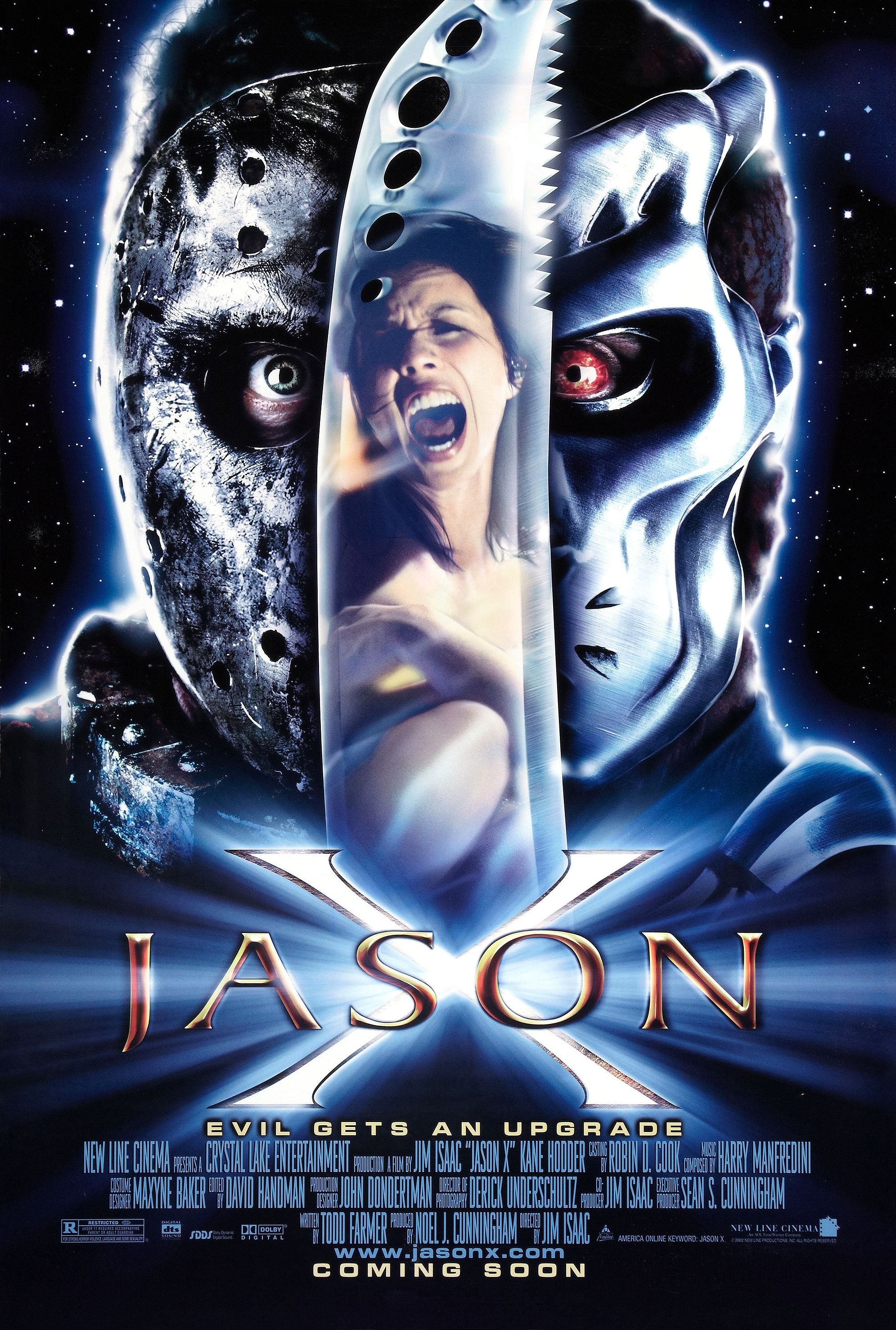 jason x poster Ranking: Every Friday the 13th Movie from Worst to Best