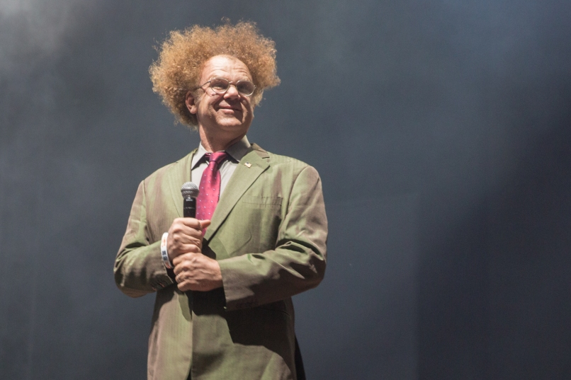 Dr. Steve Brule // Photo by Alex Crick