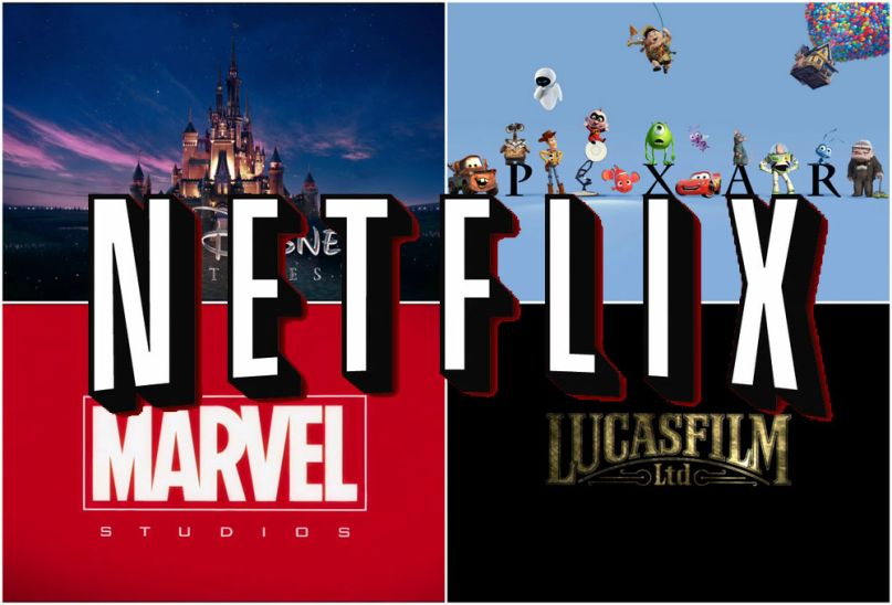 Netflix nabs exclusive streaming rights to Disney, Marvel, LucasFilm