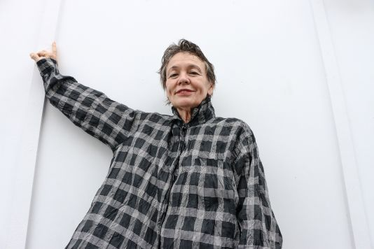 Laurie Anderson // Photo by Nina Corcoran