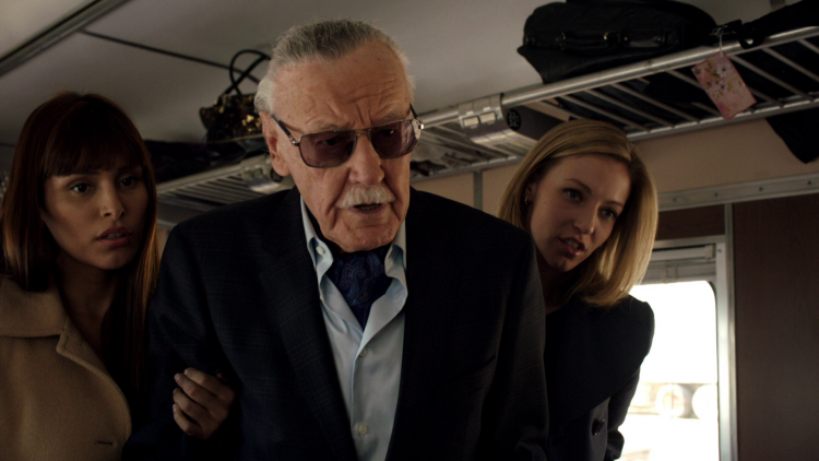 stan lee agents of shield Every Stan Lee Cameo in the Marvel Cinematic Universe