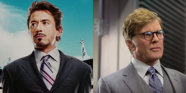Tony Stark - Pierce