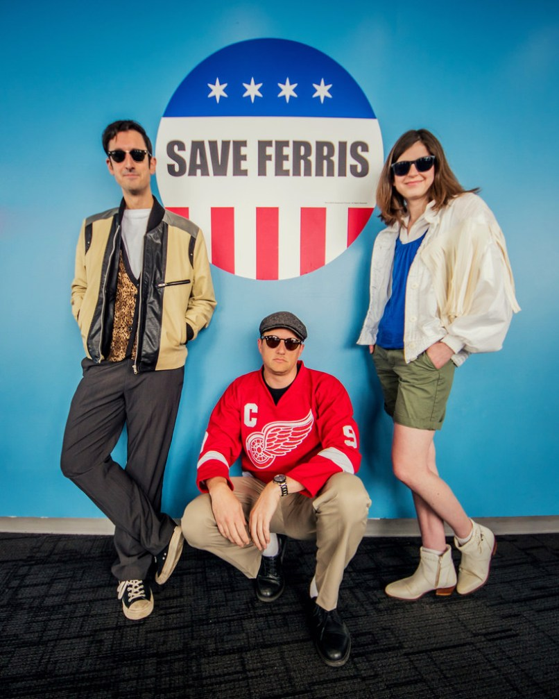 Save Ferris // Photo by Joshua Mellin