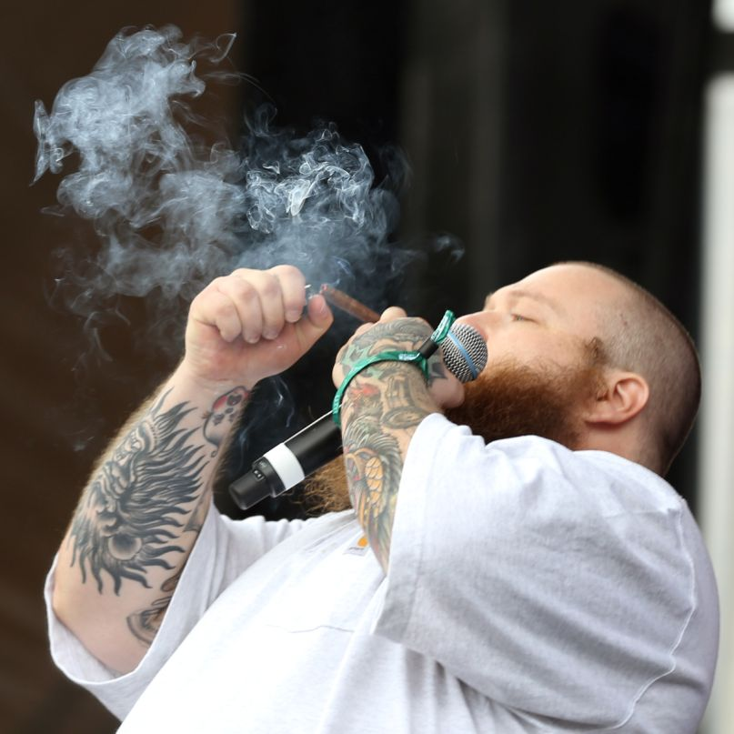Unreleased Action Bronson track