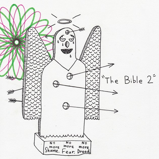 ajj bible 2 e1467220315933 AJJ announce new album, The Bible 2, take the piss out of OK Go with Goodbye, Oh Goodbye video    watch
