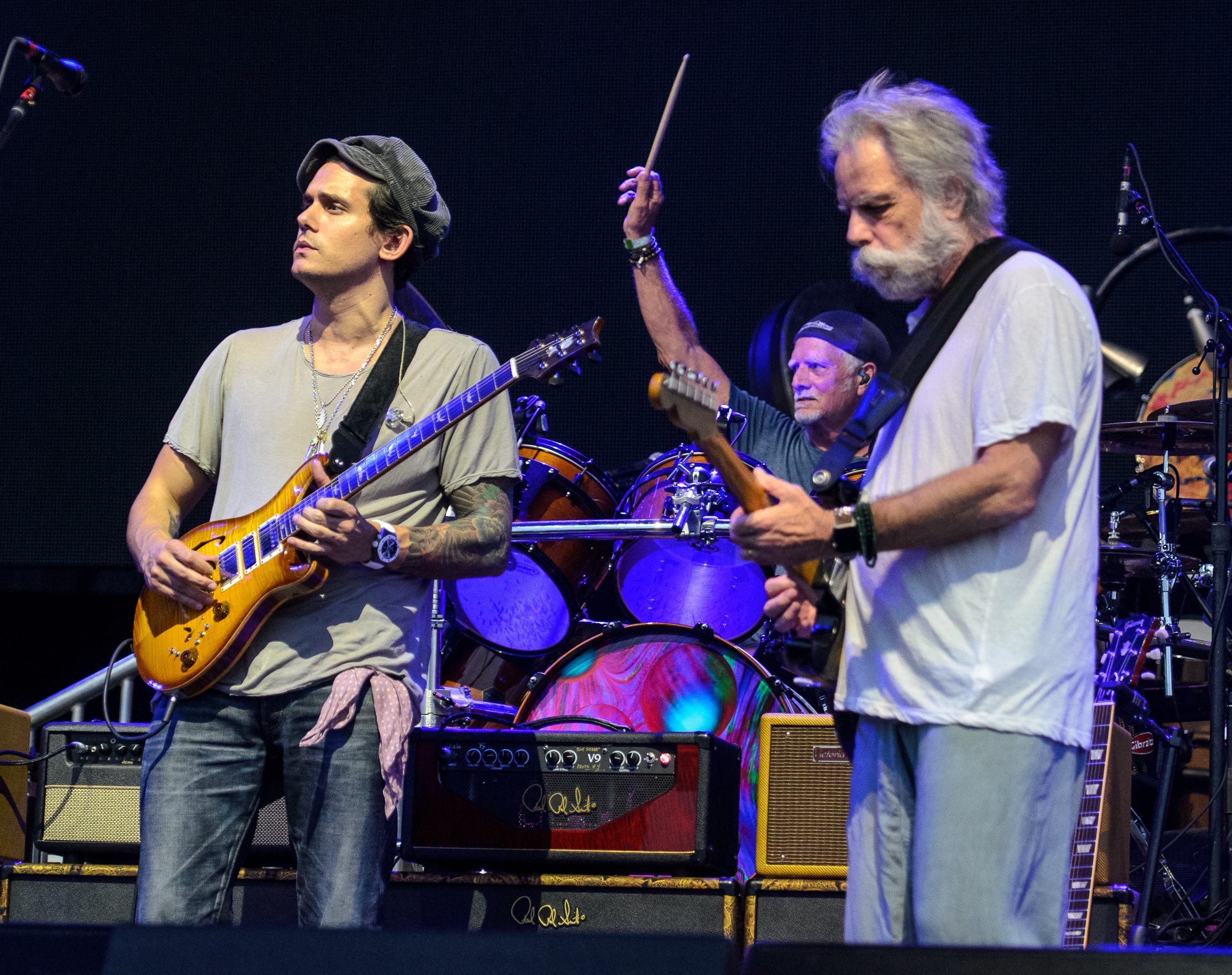 Dead & Company, photo by Ben Kaye