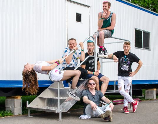Misterwives // Photo by Ben Kaye