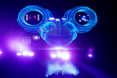 Deadmau5 // Photo by Derrick Rossignol