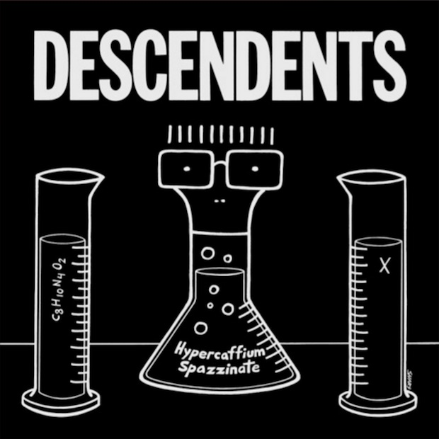 descendentsalbumartwork620px Descendents announce new album, Hypercaffium Spazzinate, share Victim of Me    listen