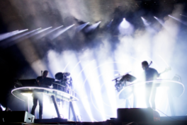 Disclosure // Photo by Derrick Rossignol
