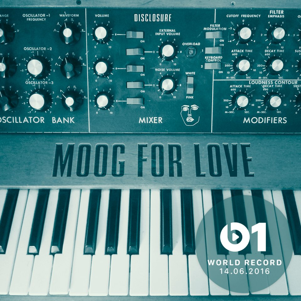 disclosure moog for love Stream: Disclosures new surprise EP, Moog For Love