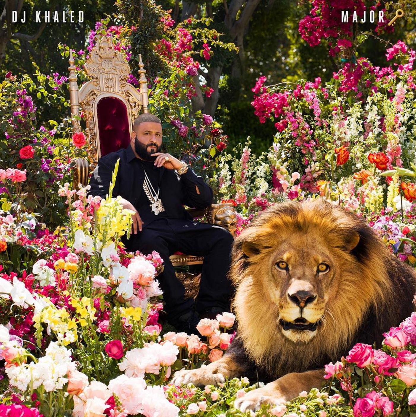 dj khaled major key album DJ Khaled and Drake join forces, reference Kendrick Lamar on For Free    listen