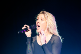 Ellie Goulding // Photo by Derrick Rossignol