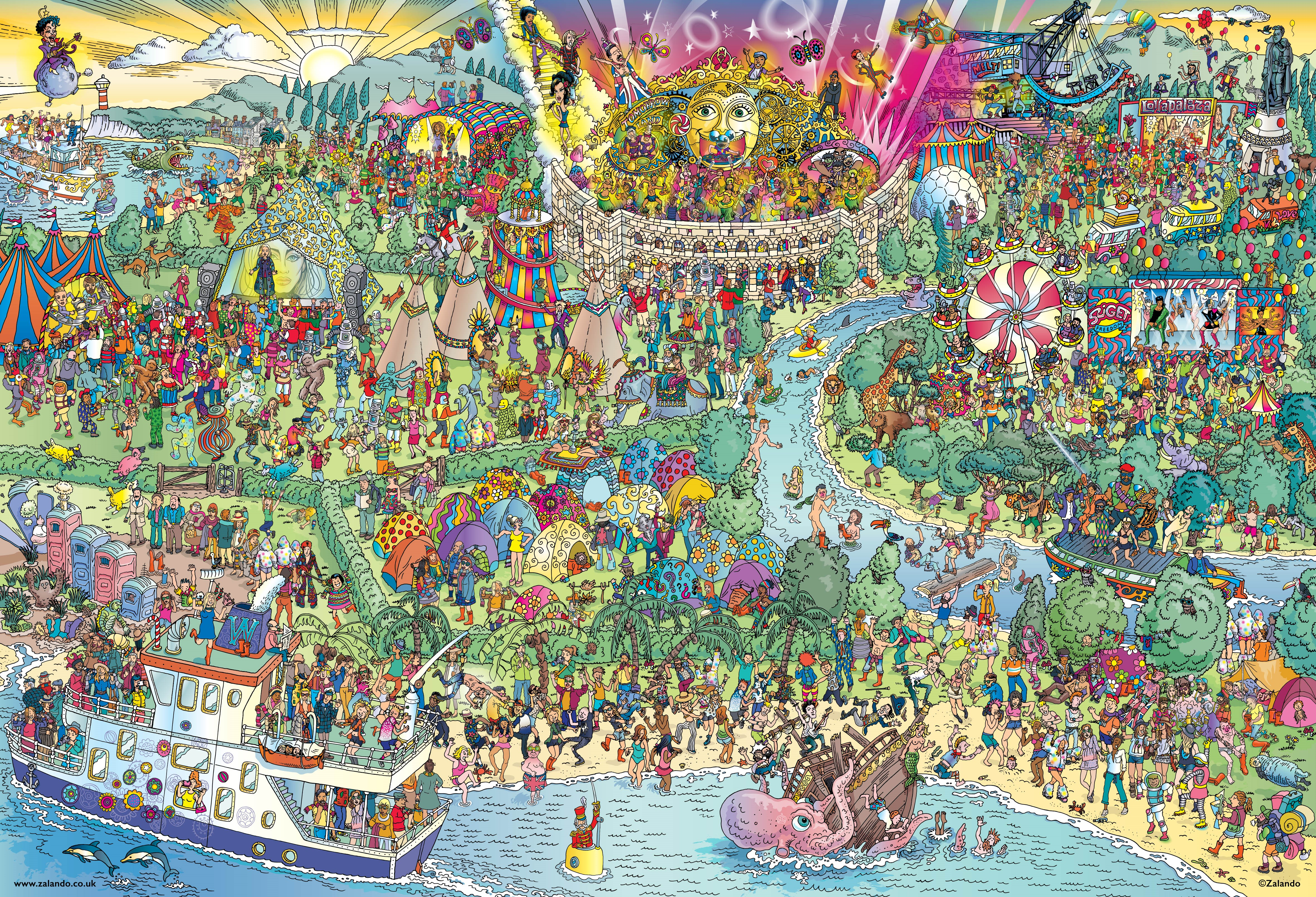 It's just a picture of Inventive Where's Waldo Pictures Printable
