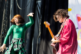 Grouplove // Photo by Derrick Rossignol