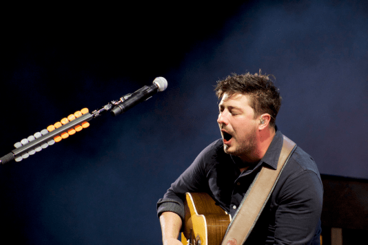 Mumford & Sons // Photo by Derrick Rossignol