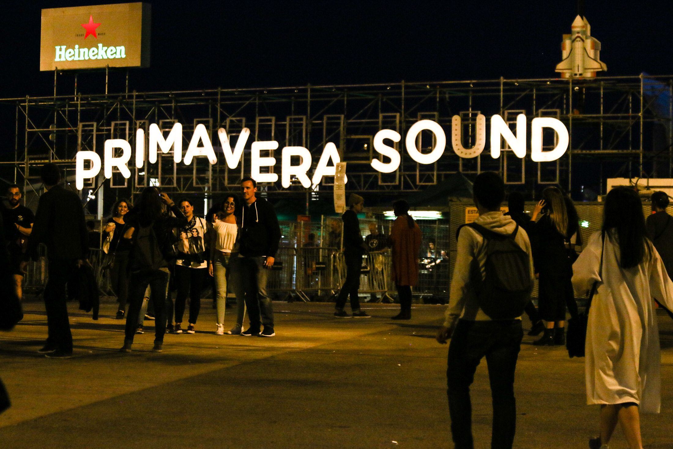 Primavera Sound // Photo by Nina Corcoran
