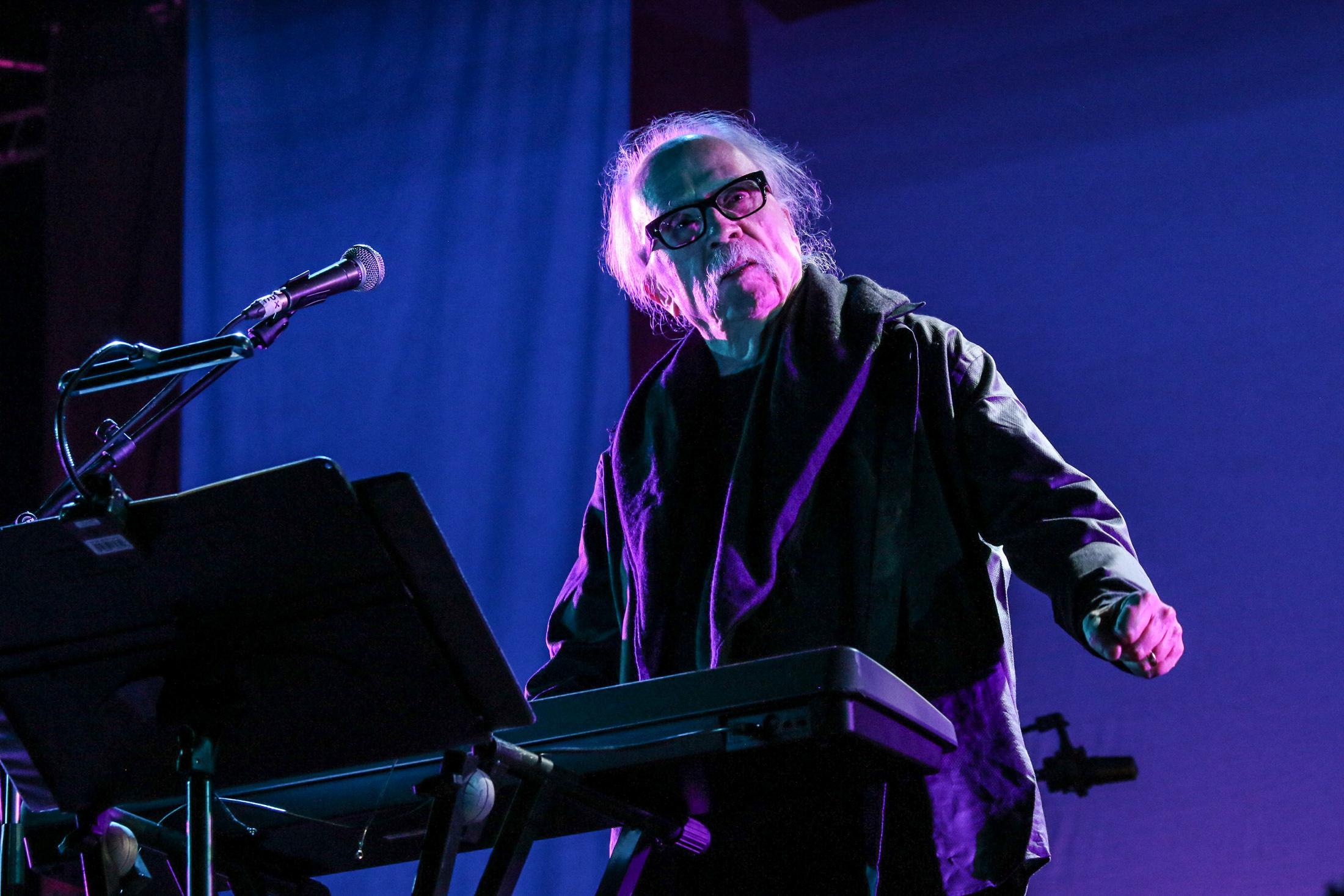 John Carpenter, photo by Nina Corcoran