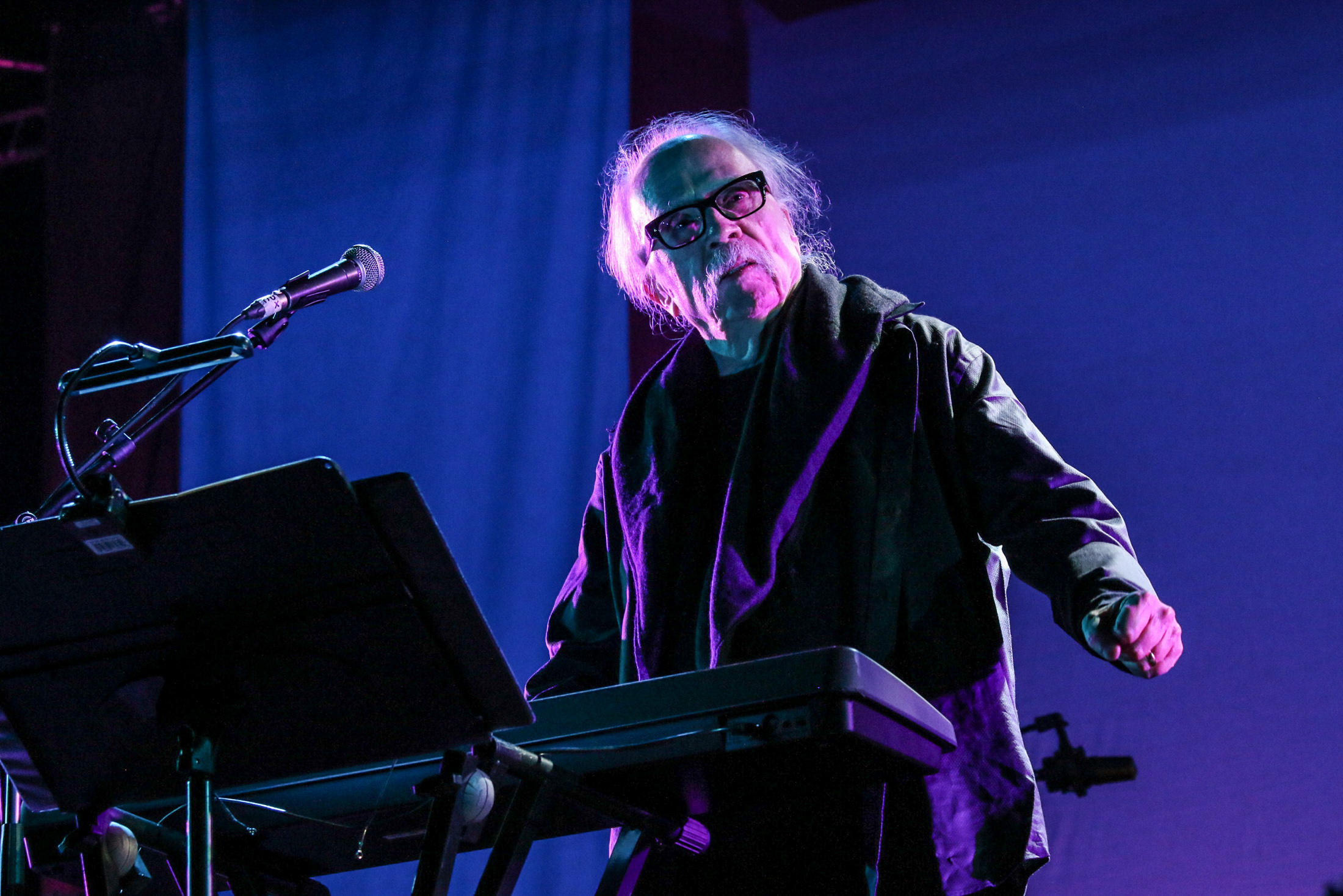 John Carpenter, photo by Nina Corcoran