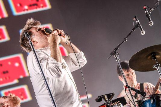 LCD Soundsystem // Photo by Nina Corcoran