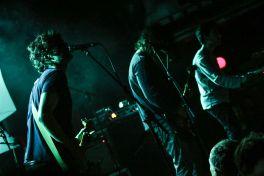 Suuns // Photo by Nina Corcoran