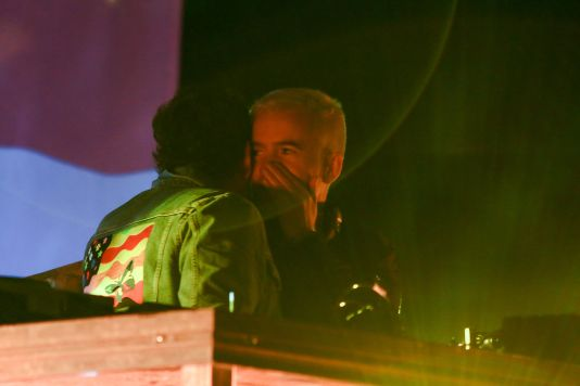 The Avalanches // Photo by Nina Corcoran