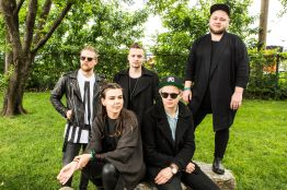 Of Monsters and Men // Photo by Philip Cosores