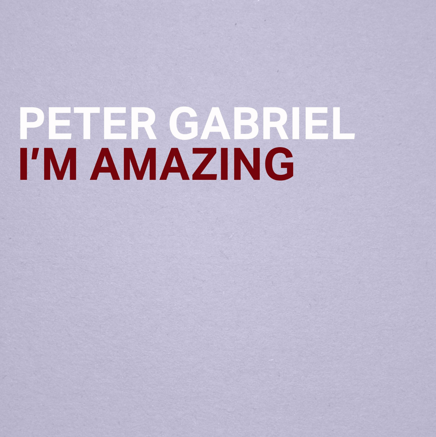 peter gabriel im amazing song muhammad ali Peter Gabriel shares new song Im Amazing, inspired by Muhammad Ali    listen