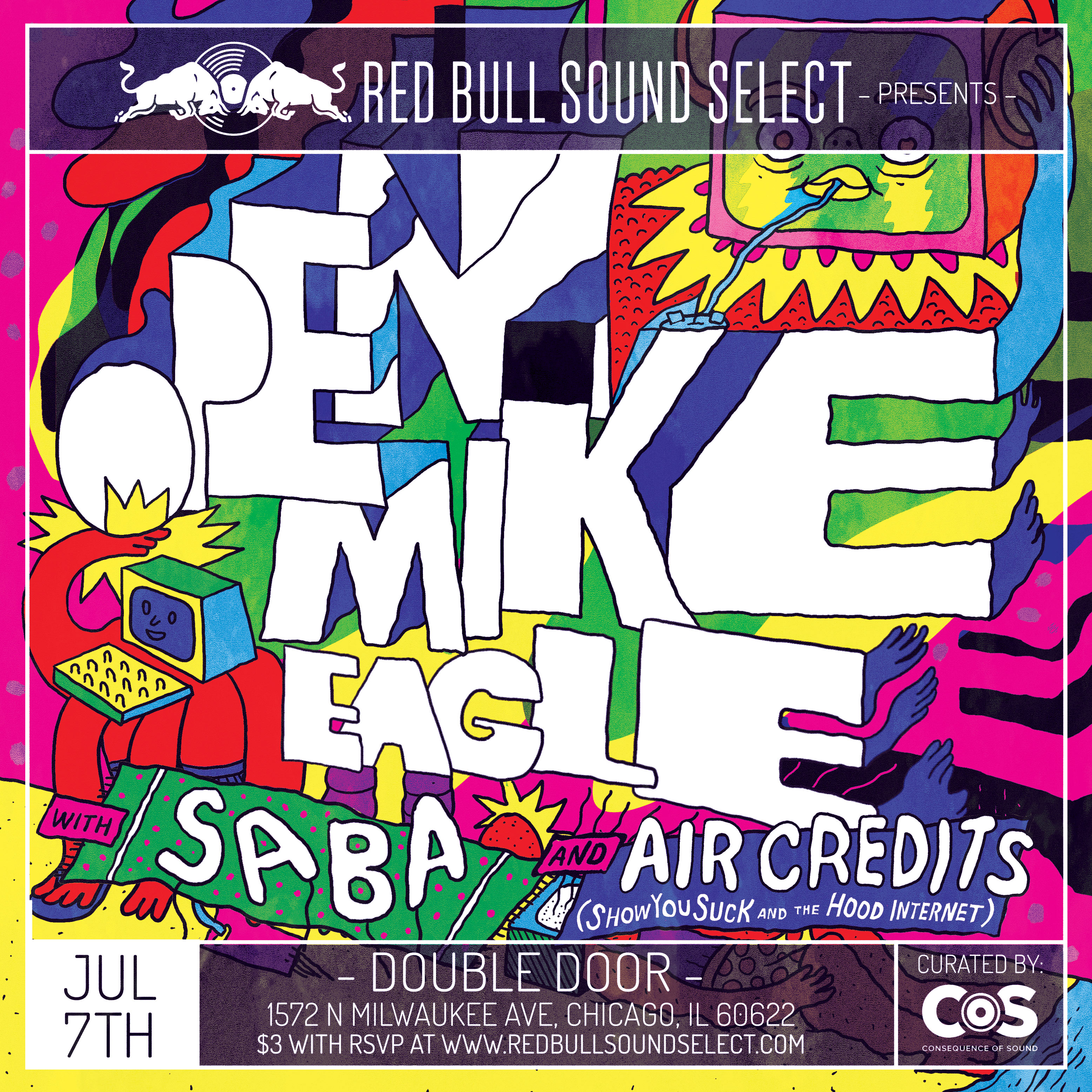 RB-CoS_PRESENTS-OPENMIKEEAGLE_Square