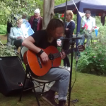 Thom Yorke Garden Party